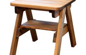 Square Table cut out